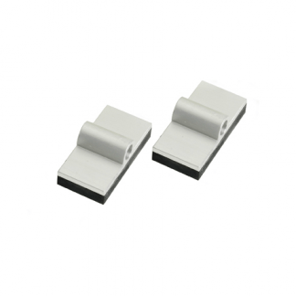 Small Rubber Sliders x2 facing left
