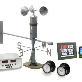 Stationary Weather Sensors